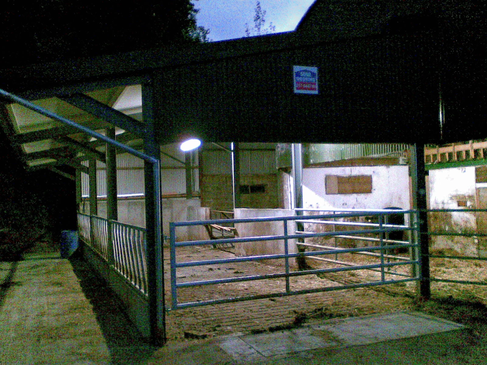 Grant Shed