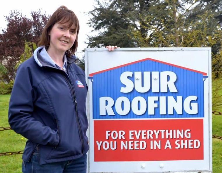 Suir Roofing Director - Valerie Nolan
