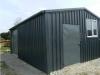 16\' x 30\' garden shed