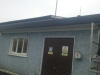 Special made Gutters on flat concrete roof