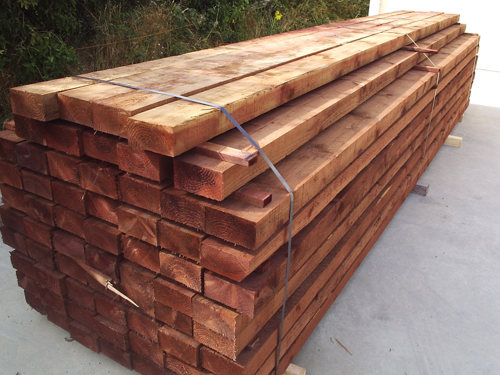 6x3 Treated Timbers