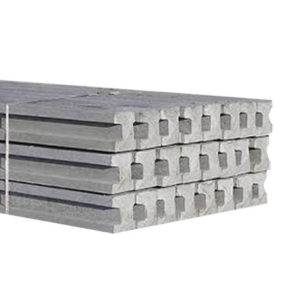 Smart fence type - Concrete H