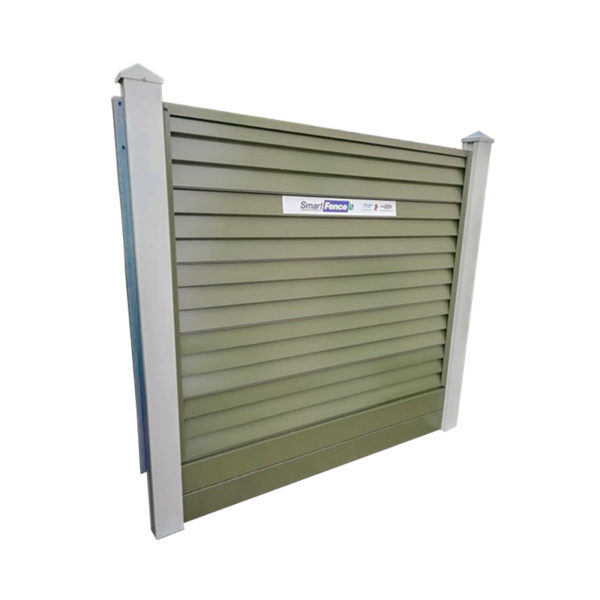 Fence type - Fence panel
